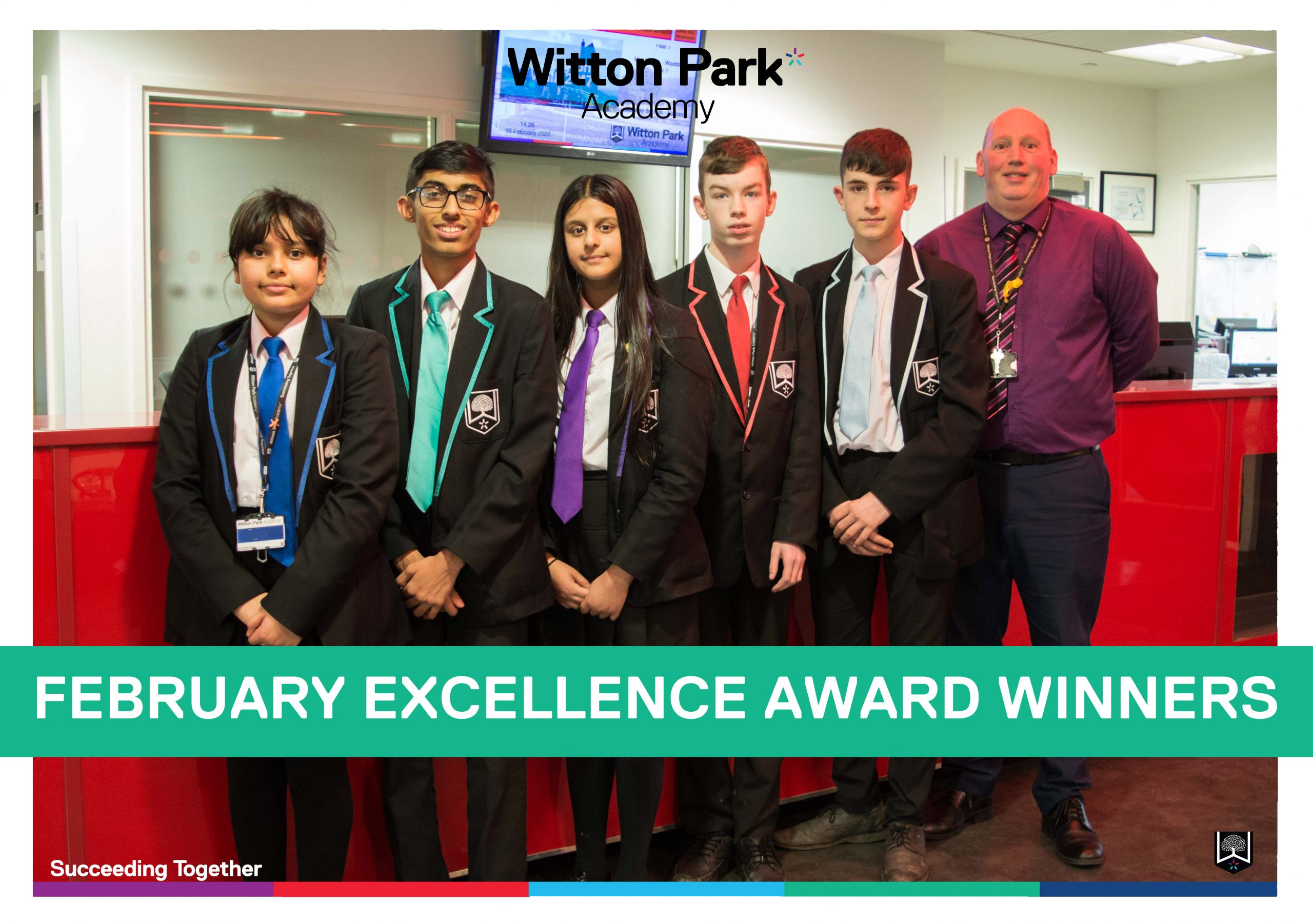 Excellence Awards Winners February 2020