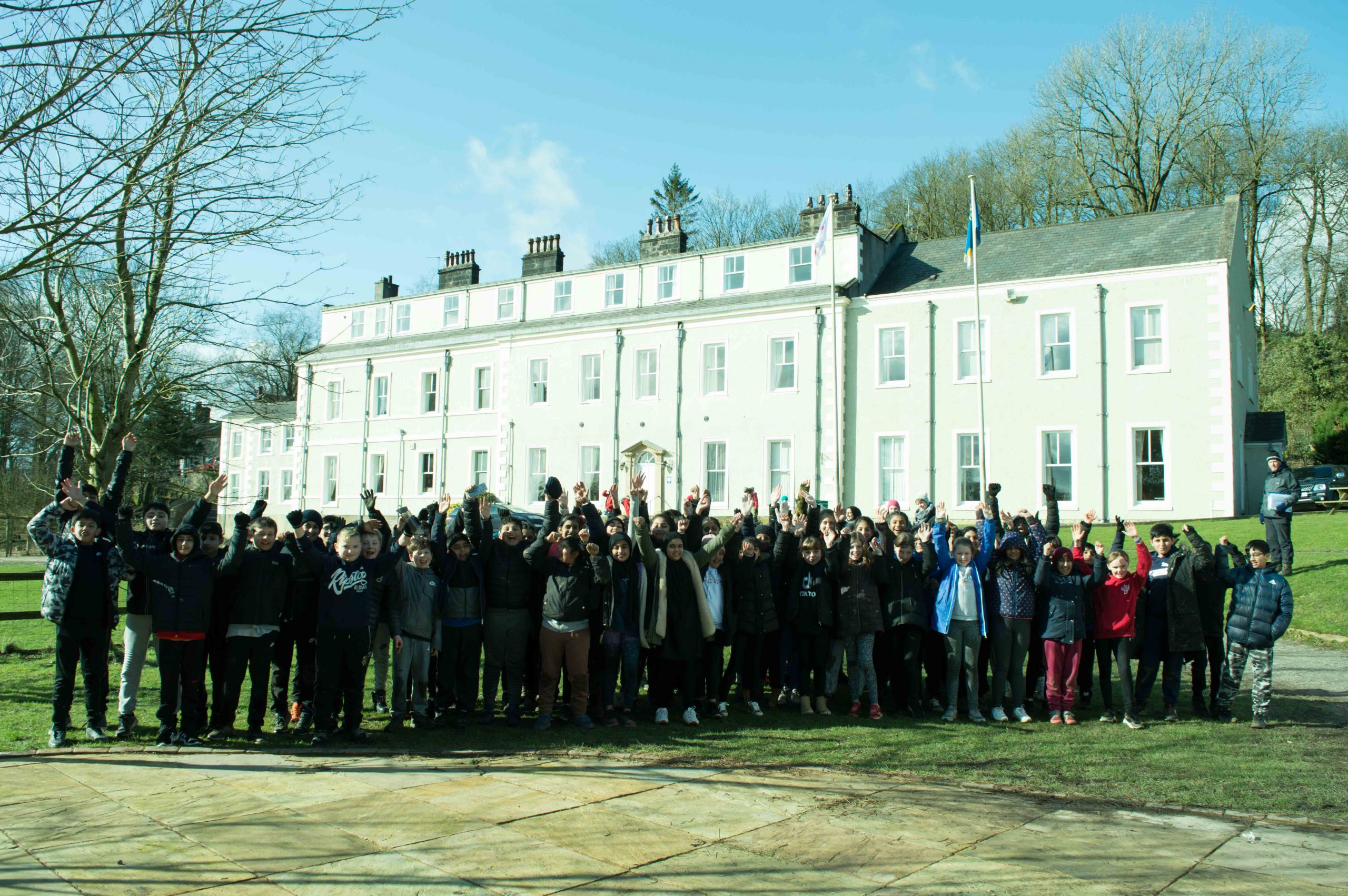 Waddow Hall Year 7 Trip 2020 Population A