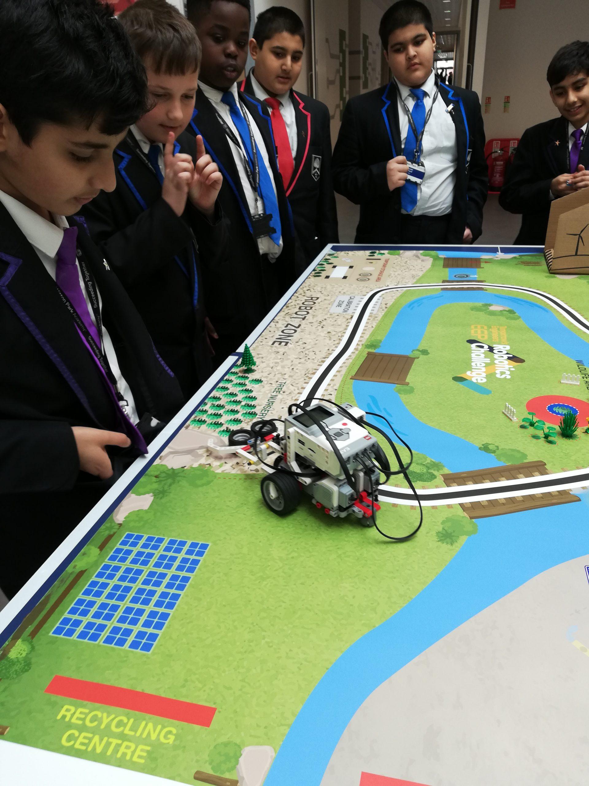Lego Robotics Challenge