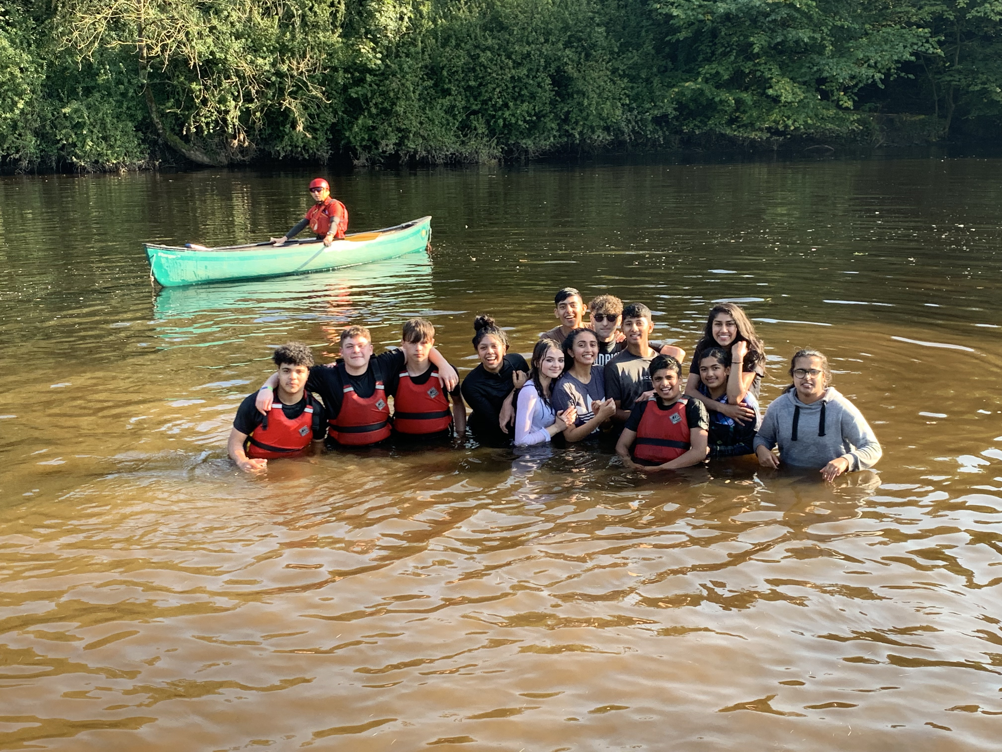 Sport and GCSE Trip to Waddow