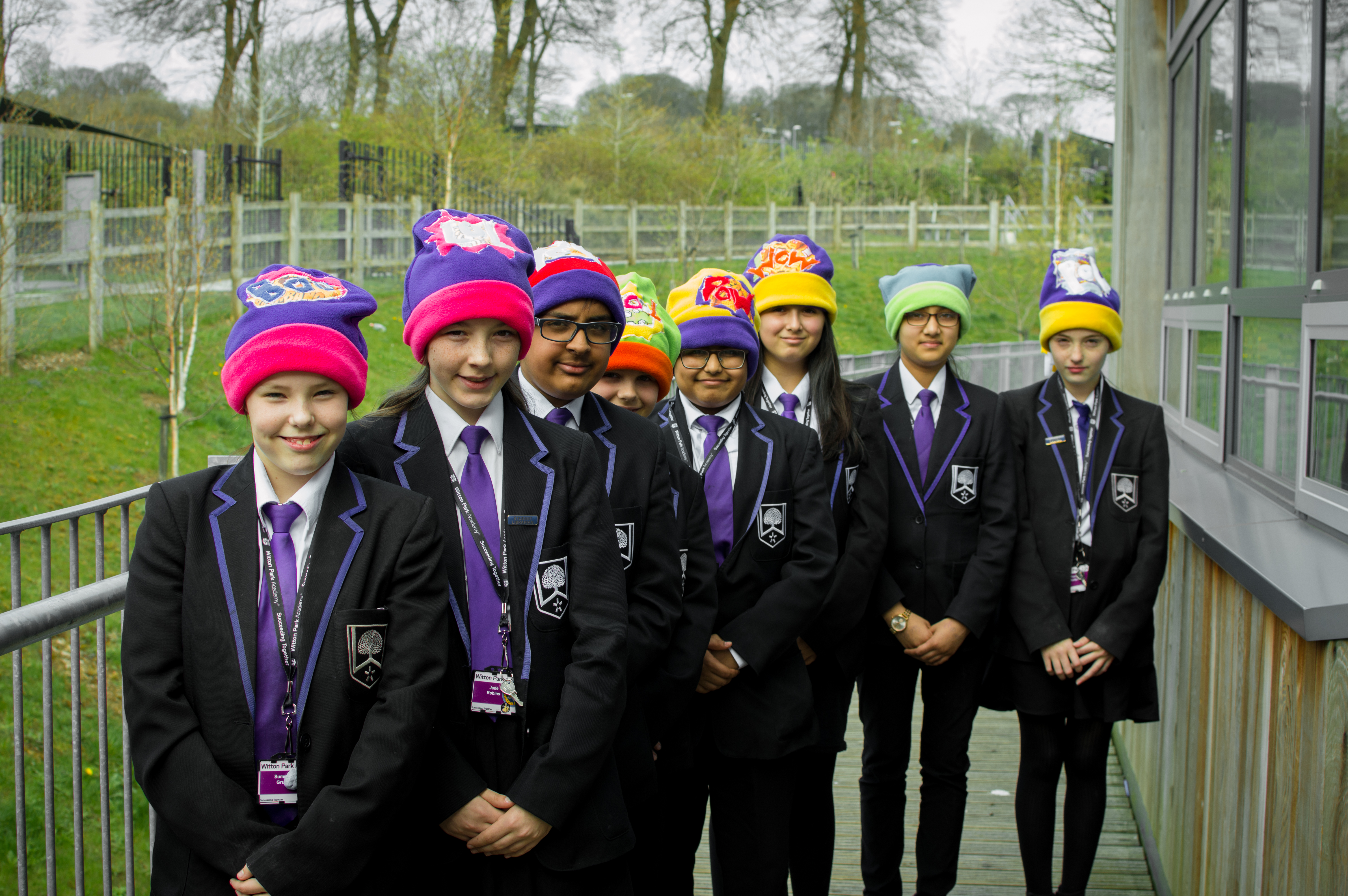Year 7 hats Designs