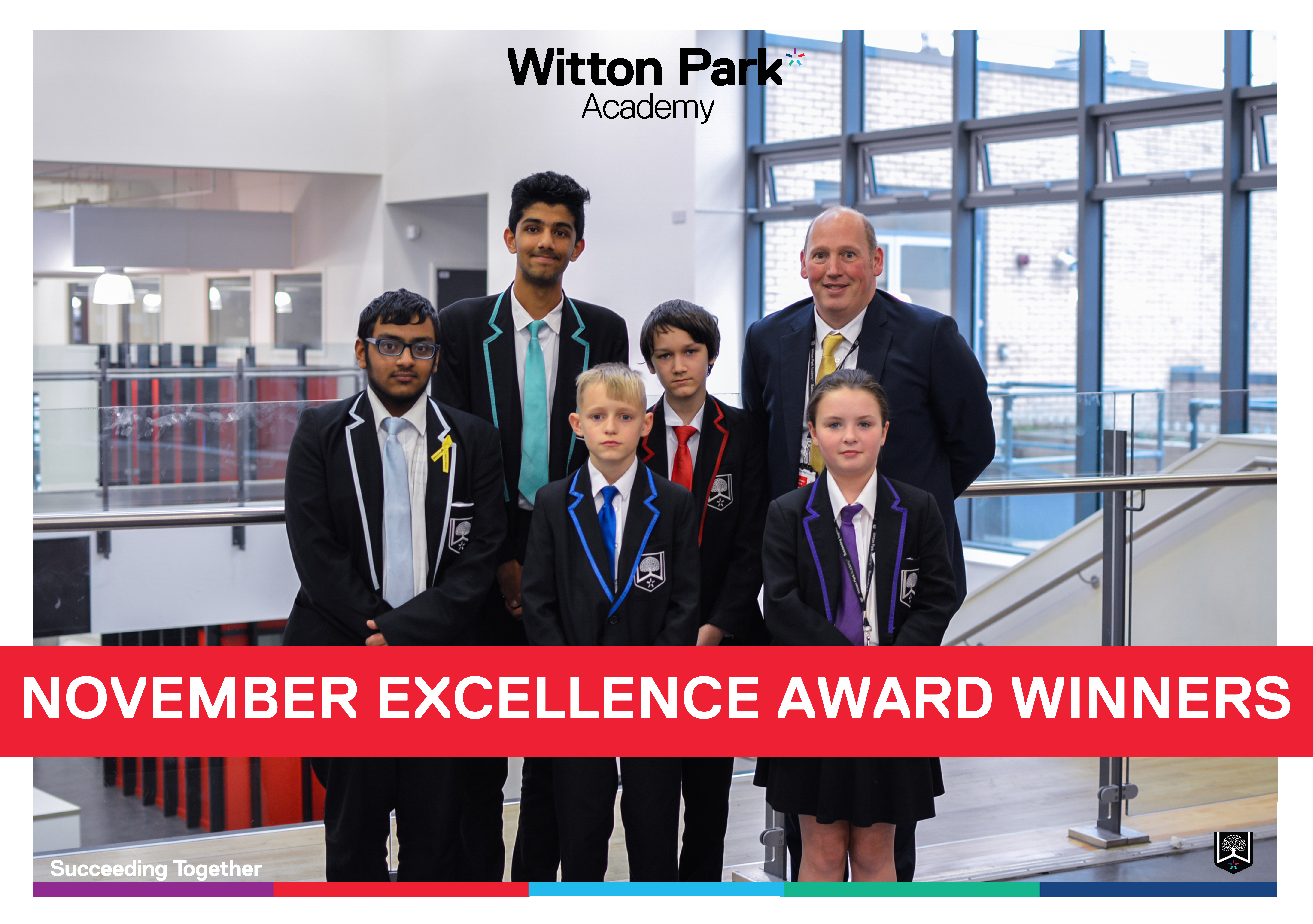 Excellence Awards Winners November 2019