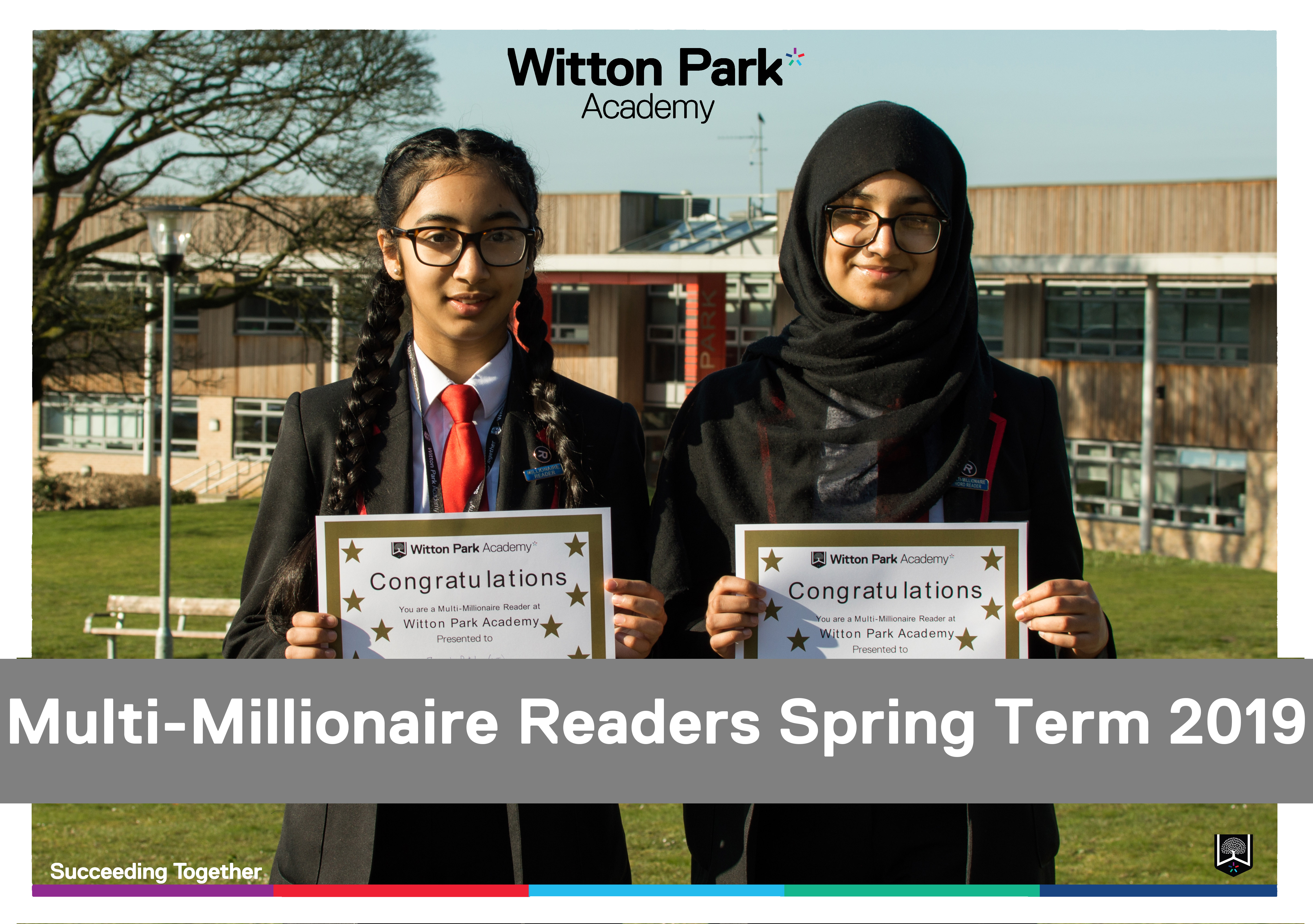 Multi-millionaire Readers Spring 2019