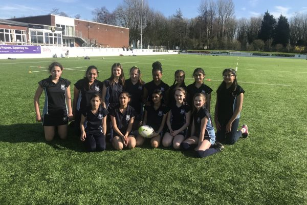 Rugby Team March 2019