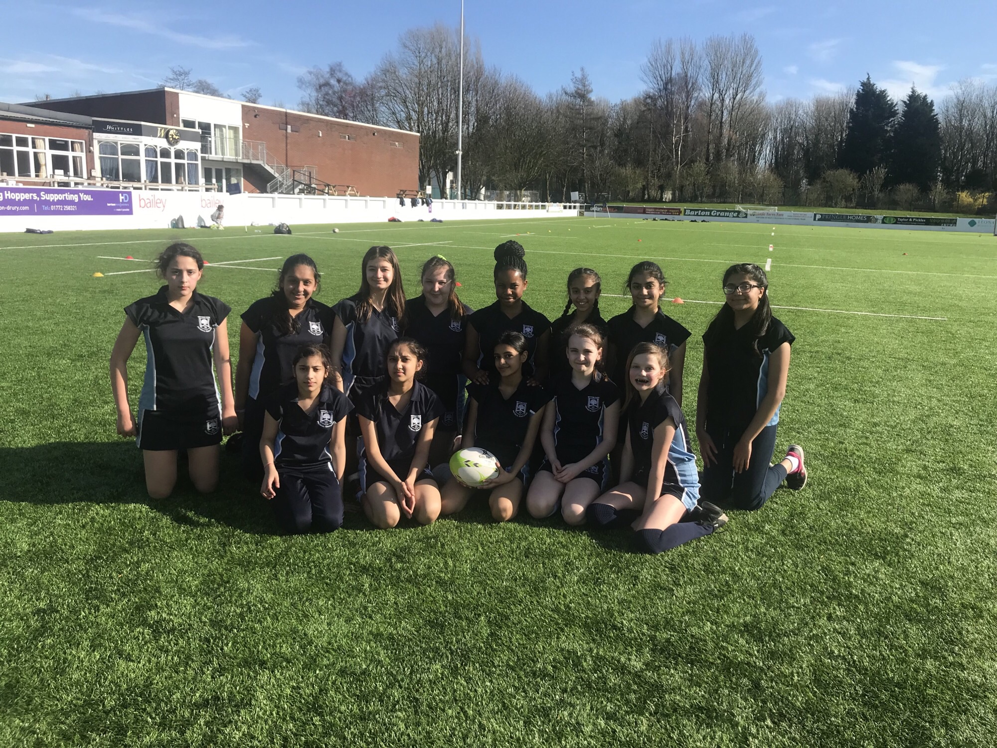 Under 13's Rugby Tournament