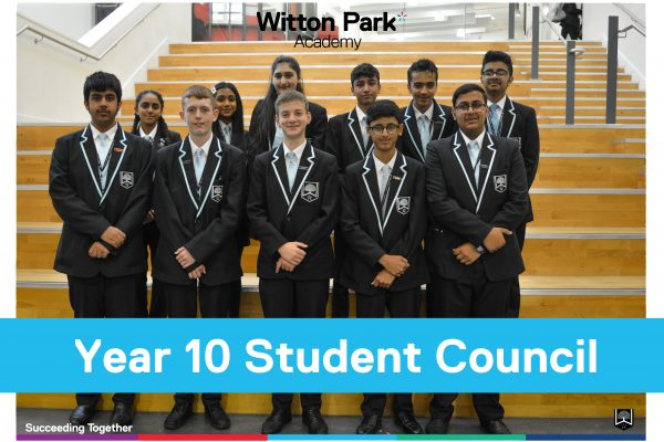 Student Council 2019 Year 10