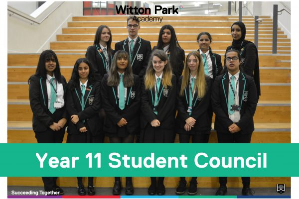 Student Council 2019 Year 11