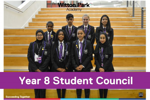 Student Council 2019 Year 8