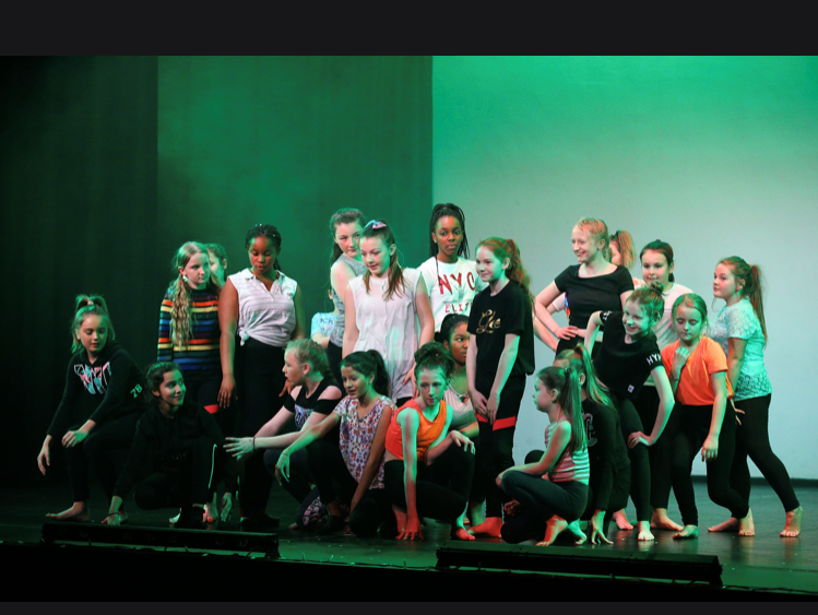 Dance at Witton Park Academy